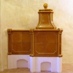 Barokní kamna