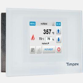 Automatická regulace hoření Timpex